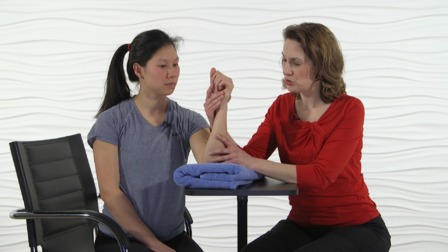 Forearm Rotation Limitations Post Trauma