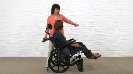 Wheelchair Seating Assessment: Positioning the Trunk