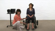 Wheelchair Seating Assessment: Positioning the Lower Extremities