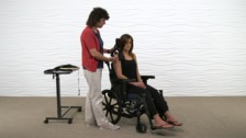 Wheelchair Seating Assessment: Positioning the Upper Extremities