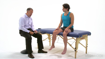 Differential Diagnosis & Management of Anterior Knee Pain