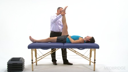 Assessment of Muscle Impairments Related to Knee Disorders