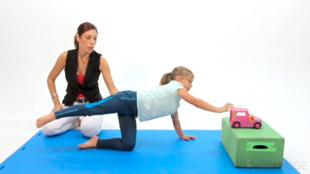 A Belly 'n' a Butt: Pediatric Core Strengthening