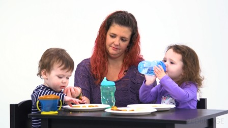 Developmental Foundations for Children with Feeding & Eating Problems