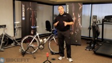 BikeFit:The Foot/Pedal Interface