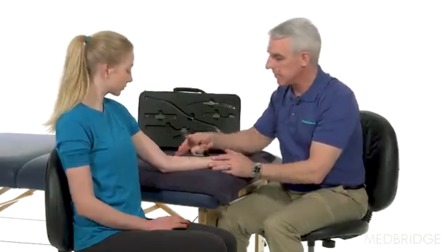 Elbow Tendonalgia and Graston Technique®