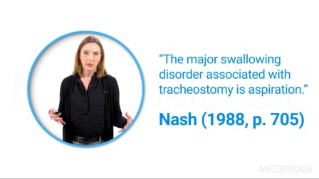 Do Tracheotomy Tubes Affect Swallowing?