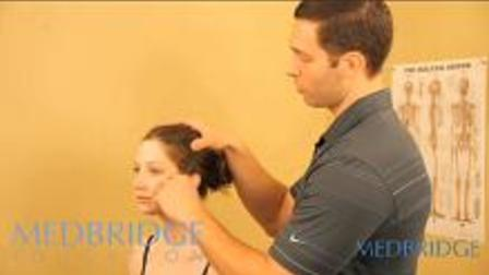 Evaluation and Manual Therapy for Temporomandibular Joint Dysfunction