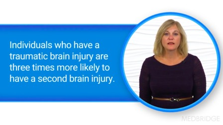 Brain Injury: Behavior and Safety