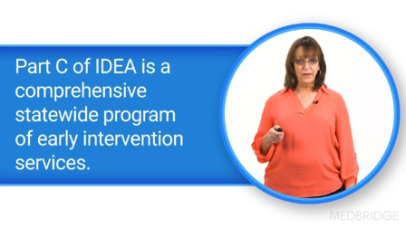 Early Intervention: Evaluation and Assessment to Inform Effective Intervention Services - Part One