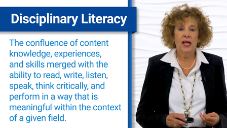 Literacy-Based Intervention Examples: Strategy Focused