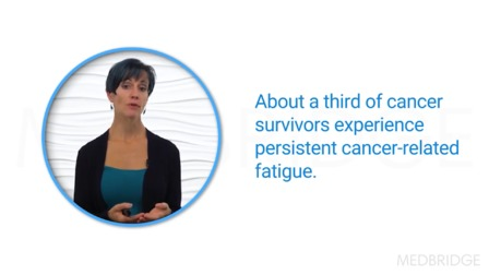 Cancer-Related Fatigue: A Quiet & Lingering Thief of Function