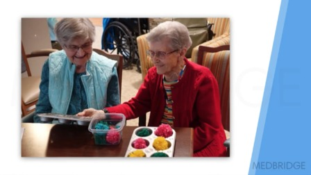 How to Incorporate Montessori for Aging & Dementia into Long-Term Care