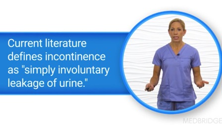 Continence Care Part 4: Management of Urinary Dysfunction