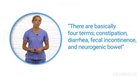 Continence Care Part 5: Management of Bowel Dysfunction