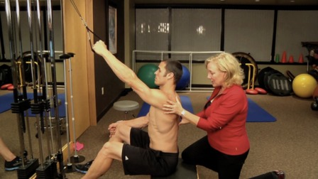 Therapeutic Exercise Part B: Restoration of Neuromotor Control for the Shoulder Girdle