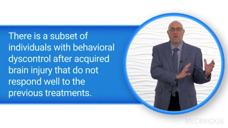 Brain Injury & Behavioral Dyscontrol: Neuropsychosocial Intervention