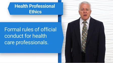 Professional Ethics for Physical Therapists & Rehabilitation Professionals