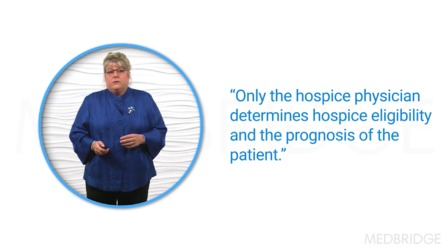 The Role of the Hospice Team: What Does the Patient/Family Need?