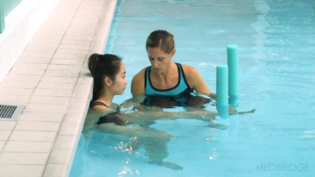 Aquatic Therapy for the Female Athlete