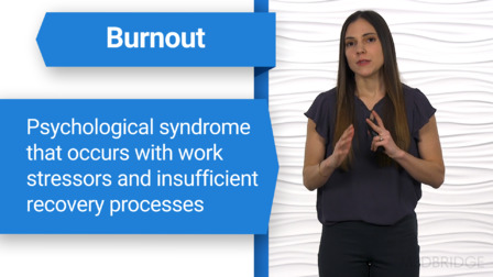 Team and Organizational Interventions for Burnout in Health Care
