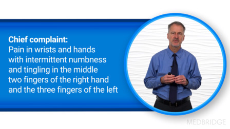 Elbow, Wrist, and Hand Examination and Treatment: Cases to Synthesize Learning
