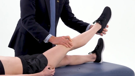 Special Tests of the Knee
