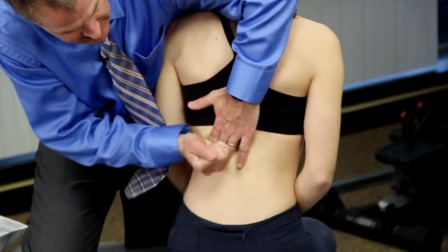 Evidence-Based Examination of the Thoracic Spine