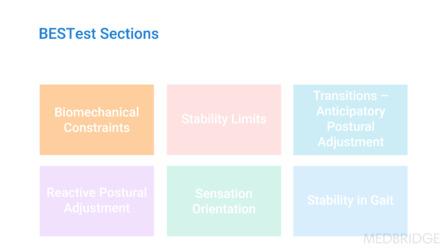 Balance Challenges Part 1: Assessment