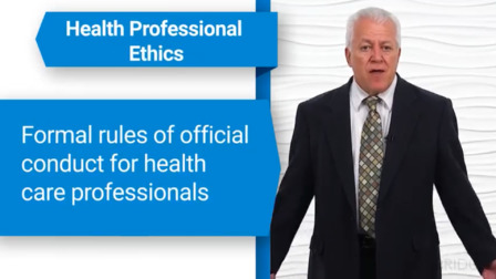 Ethics for Physical and Occupational Therapy Professionals