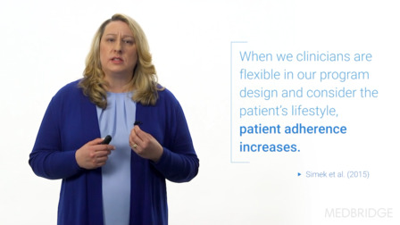 Improving HEP Compliance: Motivating the Patient
