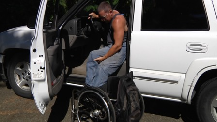 Teaching Independent Transfers for Spinal Cord Injury