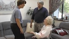 StrokeHelp ®: Wheelchair Transfers and Standing Safely