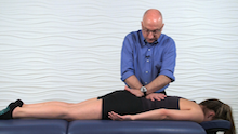 Foundations in Myofascial Release Approach: The Lumbar and Pelvic Regions