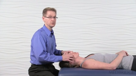 TMD Manual Therapy