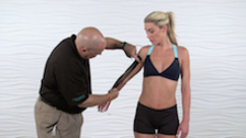 TheraBand® Kinesiology Tape: Basic Applications of the Upper Quarter