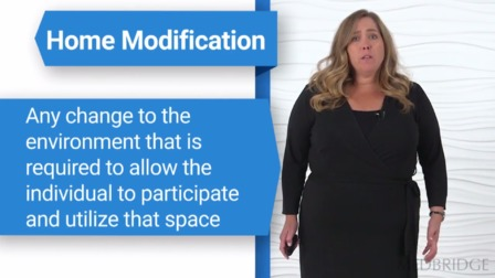 Home Modifications: Foundations for Practice Part 2