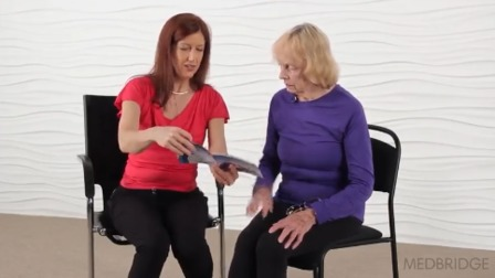 TheraPilates® for the Frail Older Adult: Assessment and Education