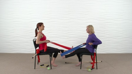 TheraPilates® for the Frail Older Adult: Mat Class
