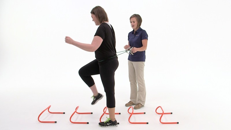 Prosthetic Training After Lower Extremity Limb Alicia