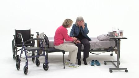 Depression, Delirium, Dementia: The 3 D's in a Complex Patient