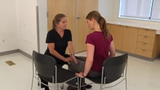 The Therapists' Role in Training Transfers – Hands on Facilitation of Motor Learning