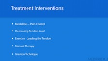 Current Treatment Concepts: Achilles Tendinosis