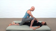 Sequence Three: Supine - Hips and Low Back