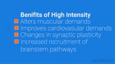 Intensity and Mobility Training