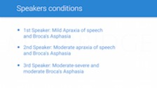 Introduction to Apraxia of Speech