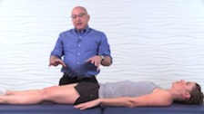 Stretches to the Long Regions of the Leg