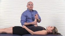 Myofascial Release Stretch to The Elbow Region