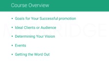 Goals for Your Successful Promotion