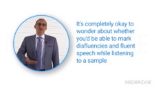 Real-Time Analysis of Speech Disfluencies